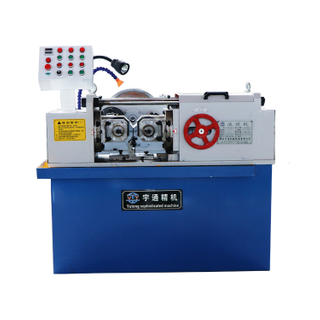 Rolling machine grape leaves rebar steel thread rolling machine grape leaves rolling machine