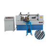 Automatic CNC thread rolling machine
