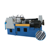 Reinforced straight thread rolling machine for wall and top thread manufacturing.